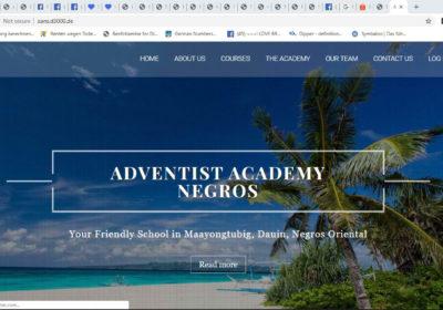 Adventist Academy Negros Oriental