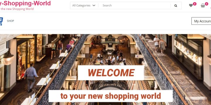 My Shopping World
