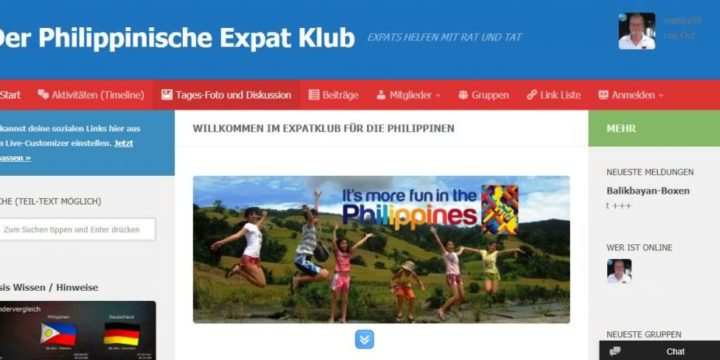 Der Philippinische Expat Klub