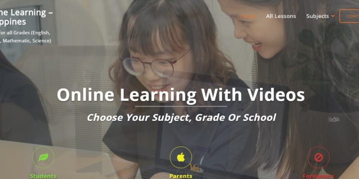 Online- Learning with Videos