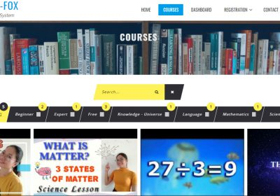 LMS – the Learning Management System