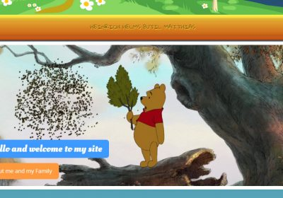 Homepage for Kids